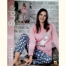 Женская пижама Sude Турция  (3150)