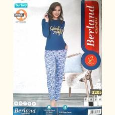 Женская пижама Berland Премиум 3205 (М)